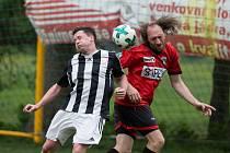 Ledečští fotbalisté prohráli na hřišti Sapeli Polná brankou z osmé minuty.