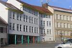 Základní škola v Přibyslavi.