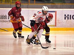 Suverénní jsou mladší dorostenci Havlíčkova Brodu, kteří ještě v letošní sezoně neprohráli.