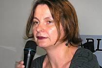 Radka Denemarková obdržela Magnesiu Literu třikrát – za prózu, za publicistiku a za překladovou knihu. Foto:Deník/Archiv