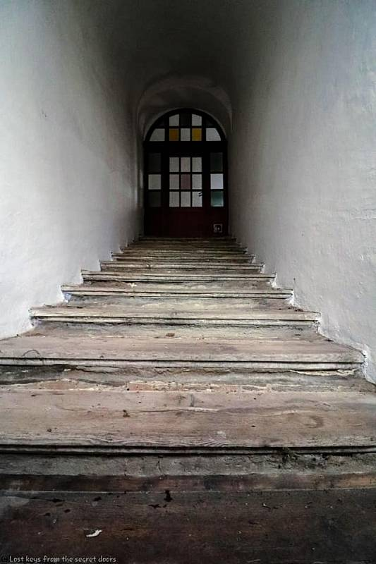 Zámek v Petrkově