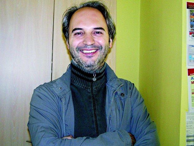 Martin Petrák.