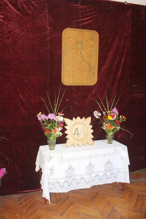 Výstava květin se v Pohledu konala již po čtyřiačtyřicáté.