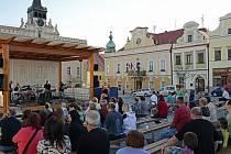 V Havlíčkově Brodě se již po několikáté koná tradiční festival Havlíčkobrodské kulturní léto.