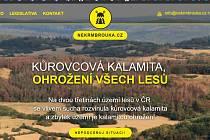 Web www.nekrmbrouka.cz.