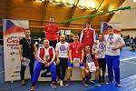Havlíčkobrodští zápasníci získali tři tituli na republikovém šampionátu.