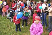 Páteční odpoledne si rodiče s dětmi mohou zpříjemnit před Základní uměleckou školou na Smetanově náměstí v Havlíčkově Brodě.
