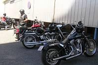 Pořadové číslo 13 měl motorkářský sraz, který se koná  už tradičně na Přibyslavsku.