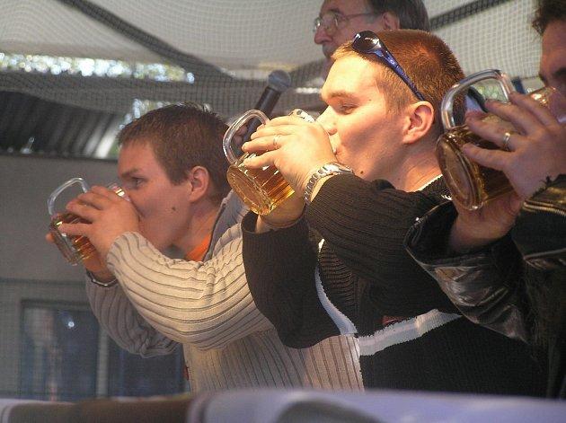Pivní slavnosti ve Světlé nad Sázavou