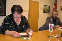 Pro Místní akční skupinu Havlíčkův kraj je podle Jaroslavy Hájkové (vlevo) zajímavý operační program na podporu životního prostředí.