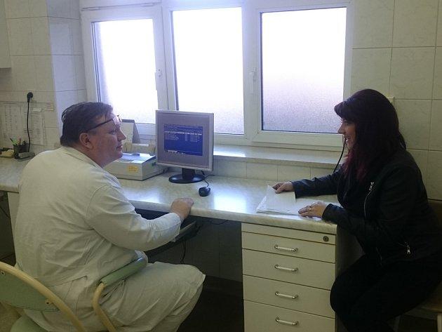 Brodská nemocnice zakoupila nový přístroj, který rozšíří nabídku léčby hemeroidů. Vyšetření se není třeba obávat. Ilustrační foto.