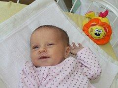 Bára Hofmanová, Šmolovy, 17. 07. 2012, 2390 g