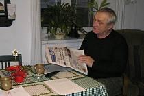 Podzim života se herec František Švihlík rozhodl strávit  v Jitkově na Havlíčkobrodsku. Je potěšující, že patří k věrným čtenářům Deníku.  Svoje vzpomínky na seriál věnoval především památce kamaráda režiséra Antonína Moskalyka.