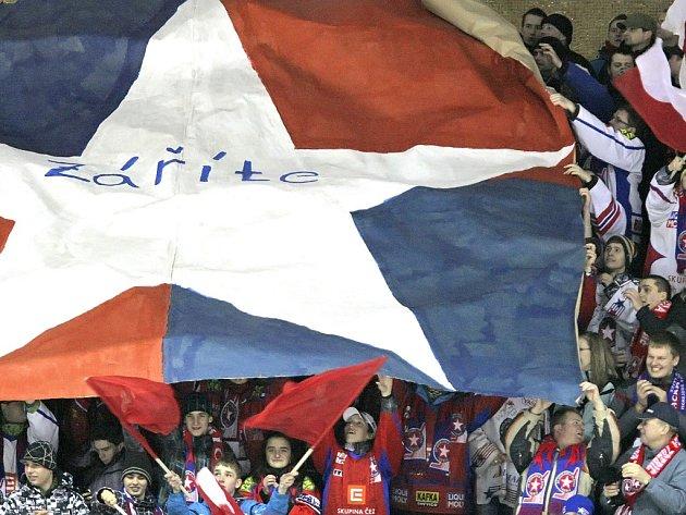 Zájem vzrostl. Úspěšné tažení hokejistů Horácké Slavie první ligou diváky láká. Díky němu Třebíč na svůj stadion jako jediná v první lize přilákala v průměru více diváků než loňské sezoně.