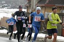 Tradičního běhu se zúčastnilo 109 běžců.