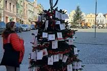 Strom splněných přání v Havlíčkově Brodě
