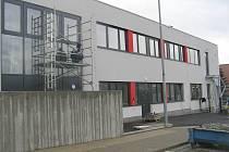 Mateřská škola Konečná v Brodě je před dokončením.