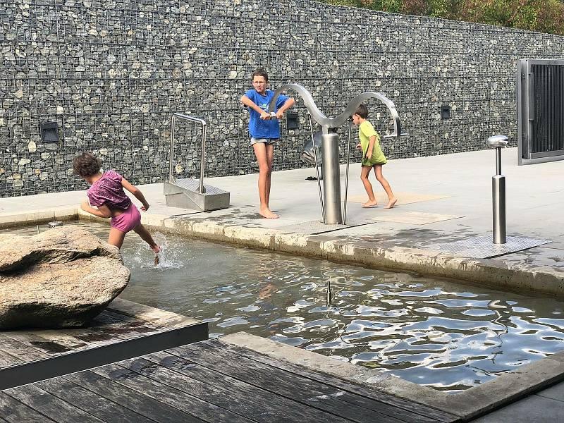 Vodní dům v Hulicích u Zruče nad Sázavou