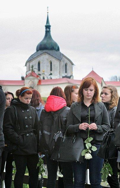Pohřeb tragicky zavražděného Petra Vejvody se konal 20. října loňského roku ve smuteční síni na Zelené hoře ve Žďáře nad Sázavou.