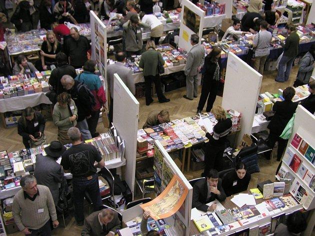 Tradiční podzimní knižní veletrh se koná v Havlíčkově Brodě  již v polovině října.