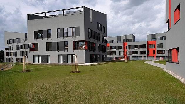 Villa park Čechovka v Havlíčkově Brodě.