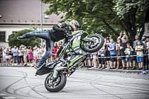 Dny města Chotěboř nabídly pestrý program i dávku adrenalinu.