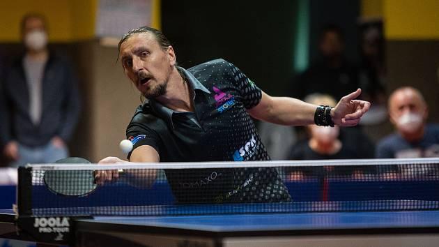 Dmitrij Prokopcov si na olympiádě zahrál před pěti lety.
