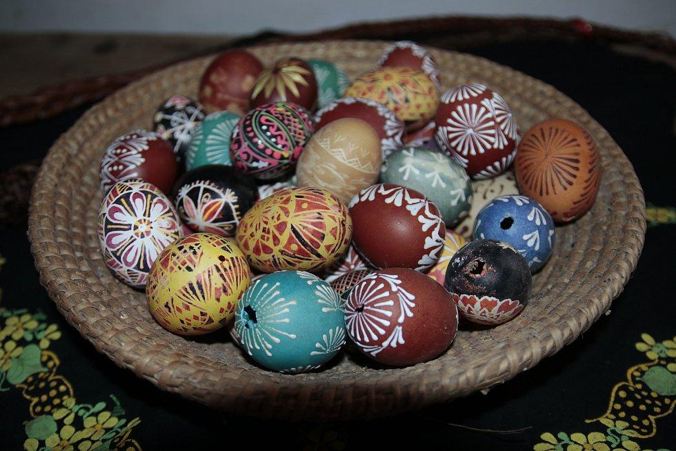 Staročeské Velikonoce na Michalově statku. Letos se kvůli koronaviru akce nekoná.