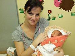 Liliana Jozlová, Polná, 6. 1. 2011, 2280 g