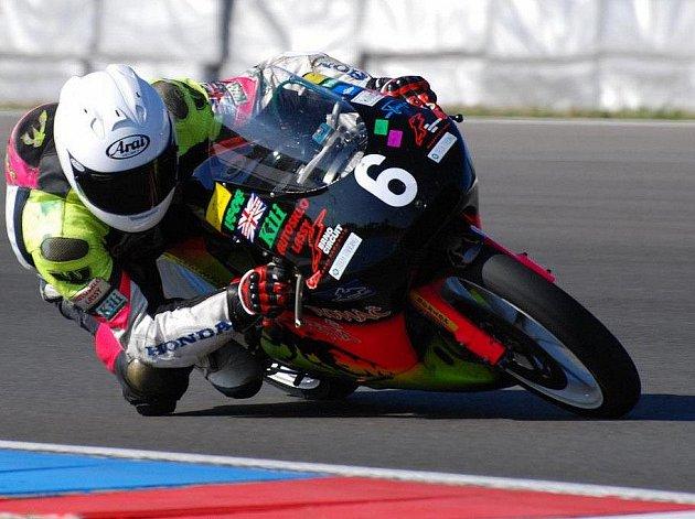 Čtvrtý závod vyšel na okruhu Slovakiaringu havlíčkobrodskému závodníkovi Michalu Práškovi, který poprvé  ve třídě Superstock 600 slavil první místo a vede české mistrovství.