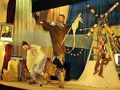 Divadlo Klauniky Brno představí v Krásné Hoře nejhranější autorskou komedii současnosti Don Quijote de la Archa.