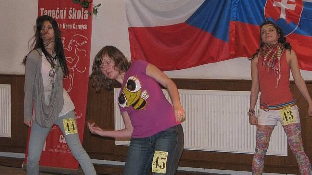 Chotěboř hostila mezinárodní derby v klipovém tanci.
