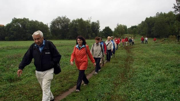 Turistický svátek. Tradiční turistický pochod vstoupí do svého 44. ročníku.
