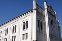 Synagoga v Golčově Jeníkově.