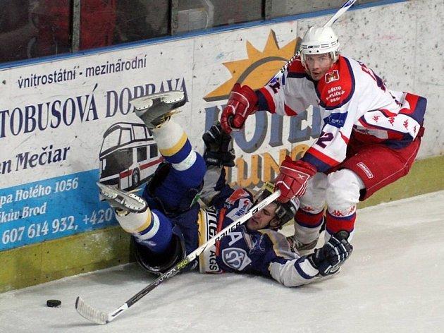 Rebelové chtějí překvapit. V zápase s Šumperkem trenér Novák postrádal hned sedm hráčů základní sestavy. V Ostravě dostanou šanci i hráči širšího kádru.
