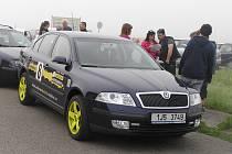 Orientační soutěž Škoda klubu není o rychlosti, ale o zábavě.