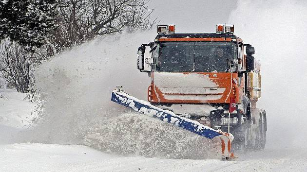 Sněhová kalamita ve čtvrtek.