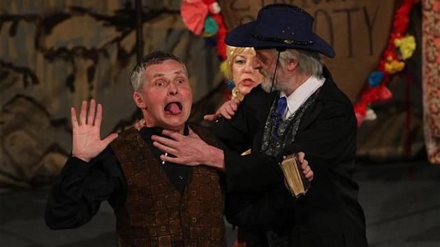 Soubor Furiant nezklamal, diváci se opět skvěle bavili.