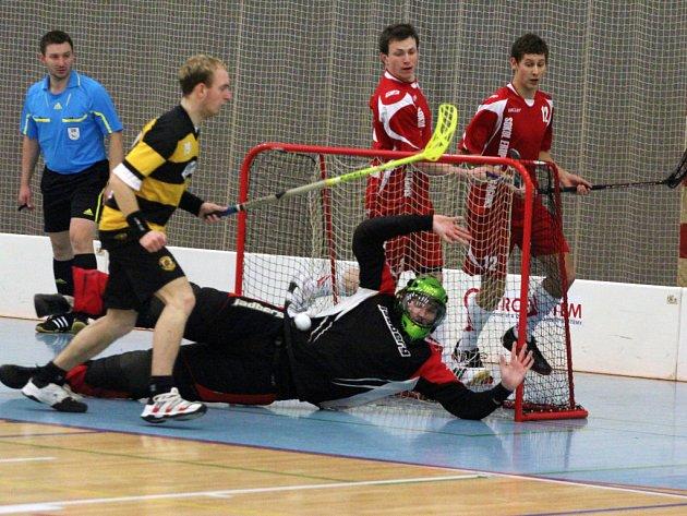 V domácím prostředí začnou barážovou sérii brodští  Draci proti Náchodu. Série se hraje na tři vítězné zápasy.