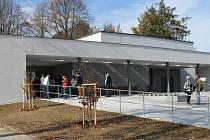 Jeden z adeptů na Stavbu roku - nově zrekonstruovaná obřadní síň v Havlíčkově Brodě.