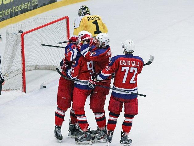 Havlíčkův Brod je v sérii ve vedení. Další duel je na programu ve čtvrtek v Moravských Budějovicích.