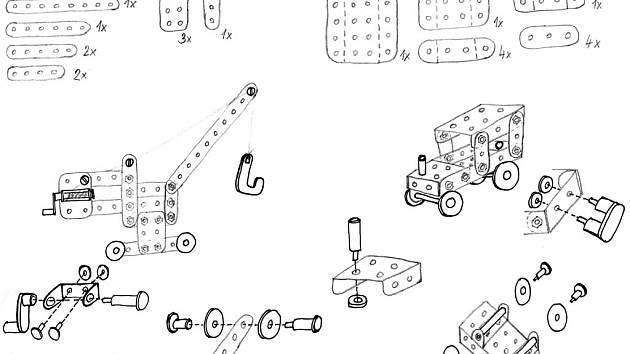 Podnikatele pobavila ručně kreslená pasáž v zadávací dokumentaci. Podle něj musel autor vycházet z již existujícího návodu. Zdroj: