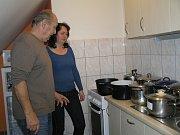 O přízeň chuťových buněk přísných porotců soutěžilo v Podmoklanech 13 kuchtíků.