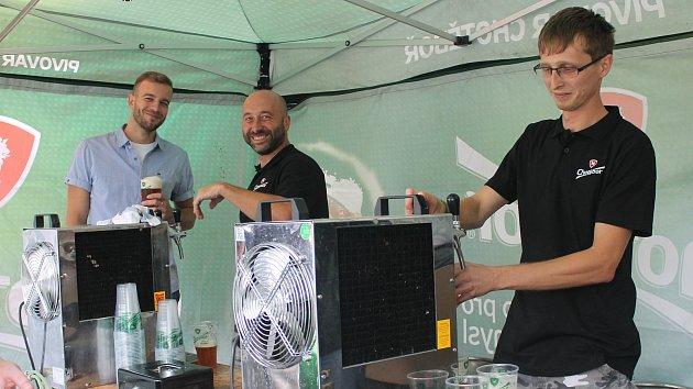 Titul Česká chuťovka získal také Pivovar Chotěboř za pivo Chotěboř Prémium.