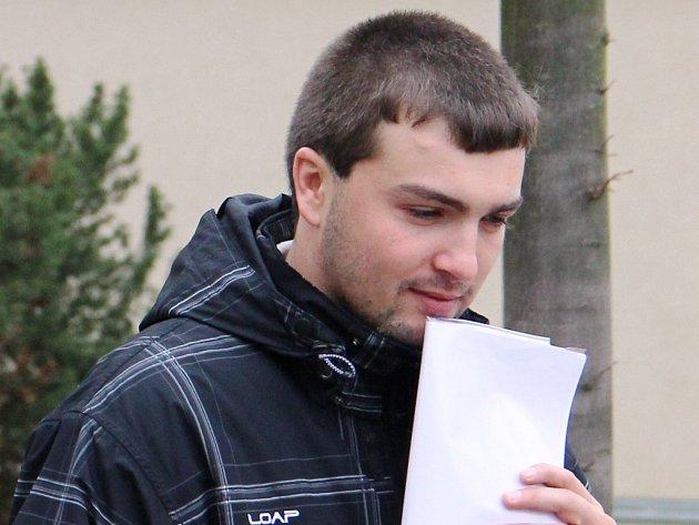 Řidič. Lukáš Hartman včera k soudu nepřišel. Zda bude platit podmínečný trest, či zda bude jeho případ řešit ještě odvolací soud, není zatím jasné.