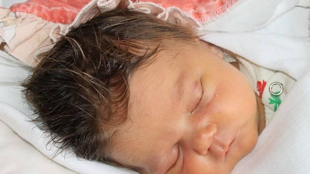 Gabriela Pazourová, Stříbrné Hory, 27. 10. 2012, 3720 g