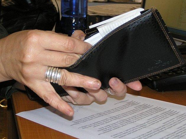 Průměrná mzda v zemi stoupla na 20.399 korun, Vysočina za ní zaostala o 2830 korun.