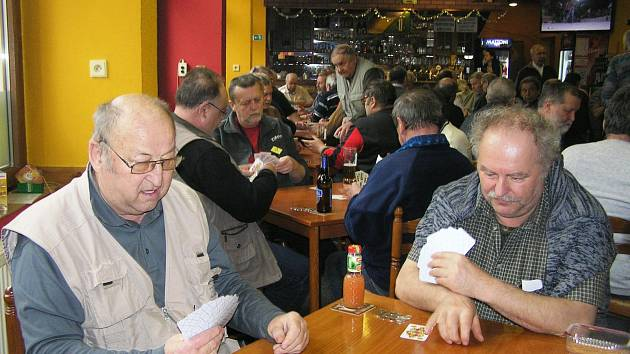 Velikonočního turnaje se zúčastnilo více než 70 hráčů z celé republiky.