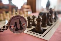 O šachového krále a královnu Vysočiny 2020.