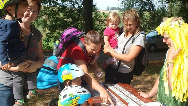 "V sobotu se v 47. ročníku pochodu, nazvaného ""Havlíčkobrodská padesátka"", zúčastnilo celkem 324 turistů."